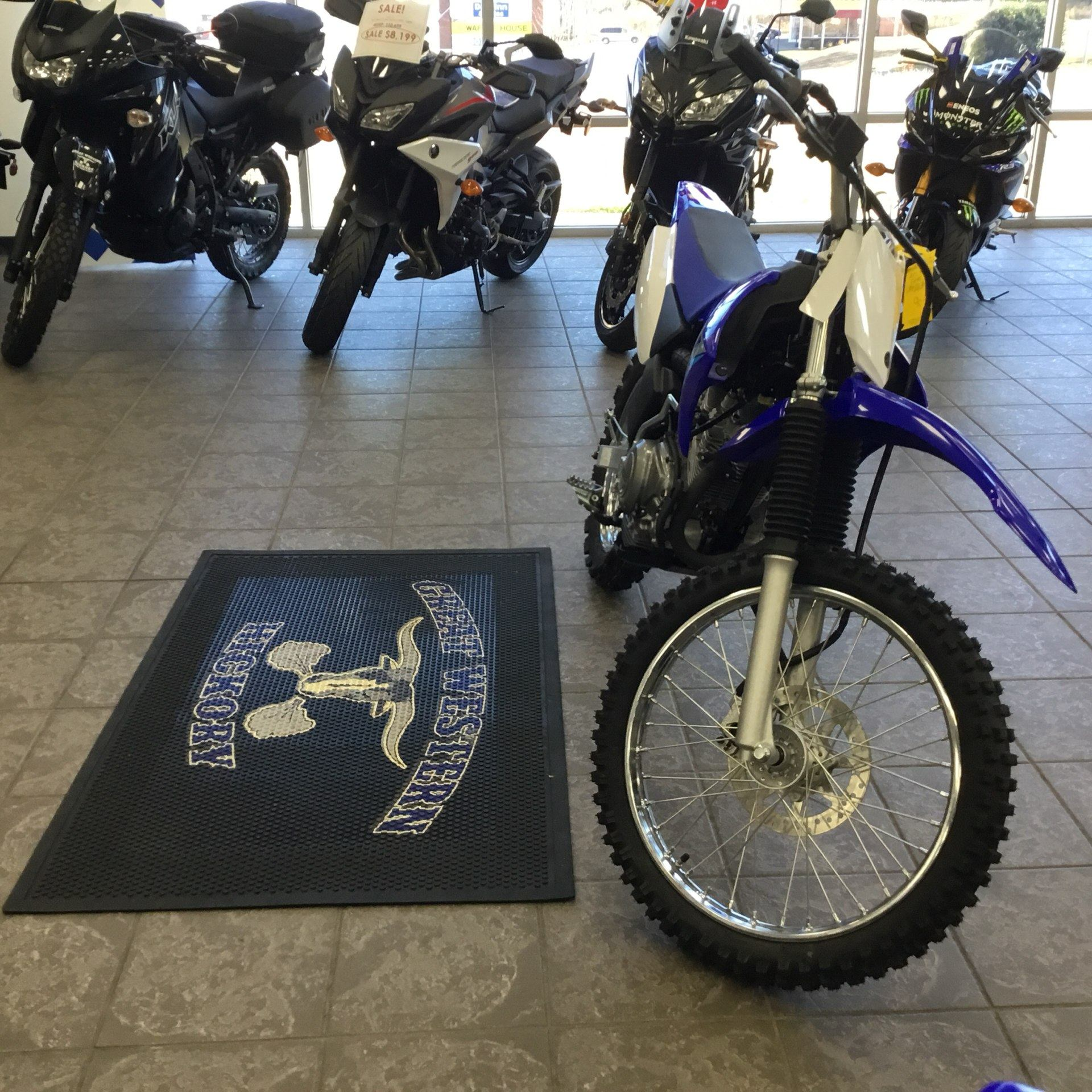 2020 Yamaha TT-R125LE 7