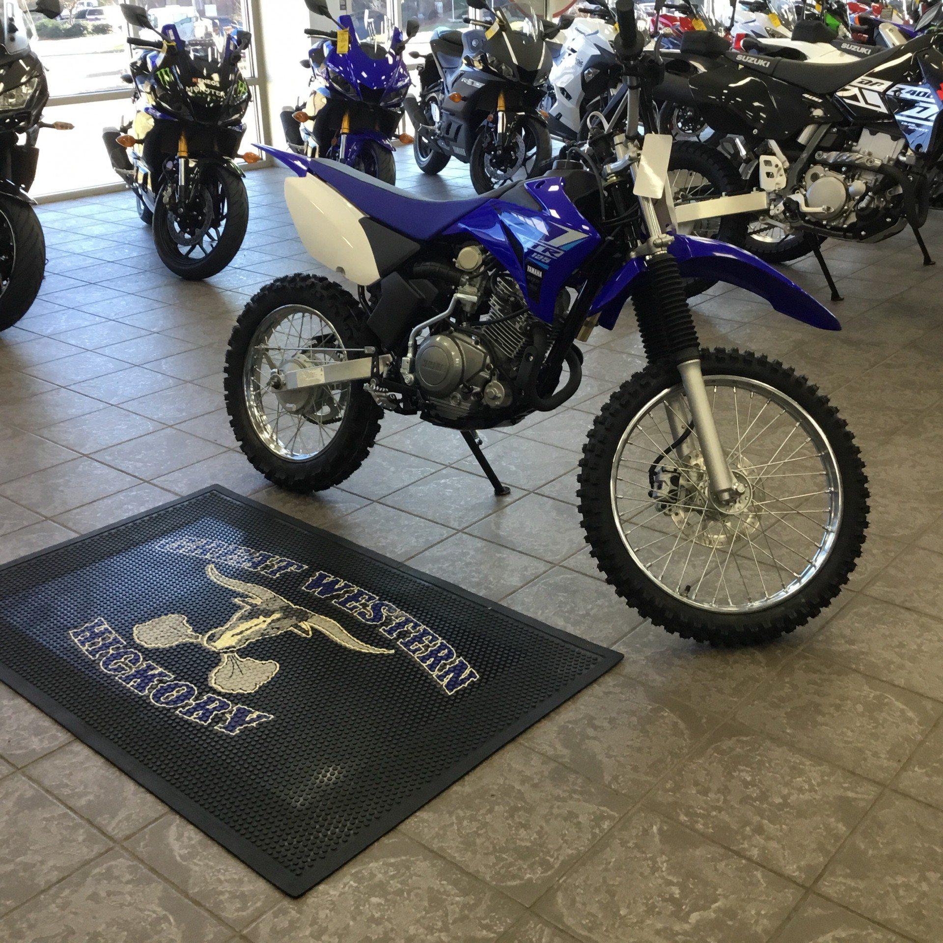 2020 Yamaha TT-R125LE 8