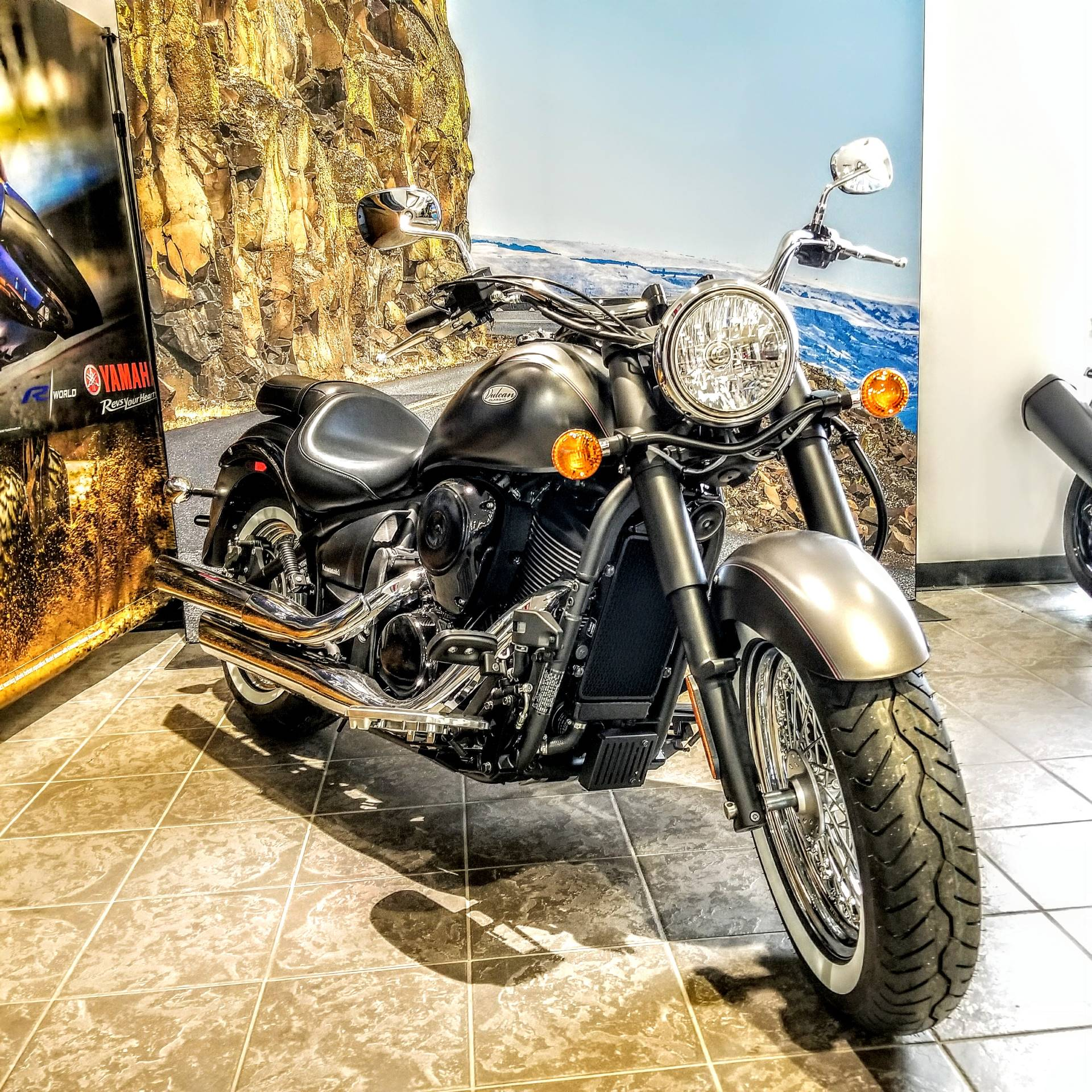 2018 Kawasaki Vulcan 900 Classic in Hickory, North Carolina - Photo 1