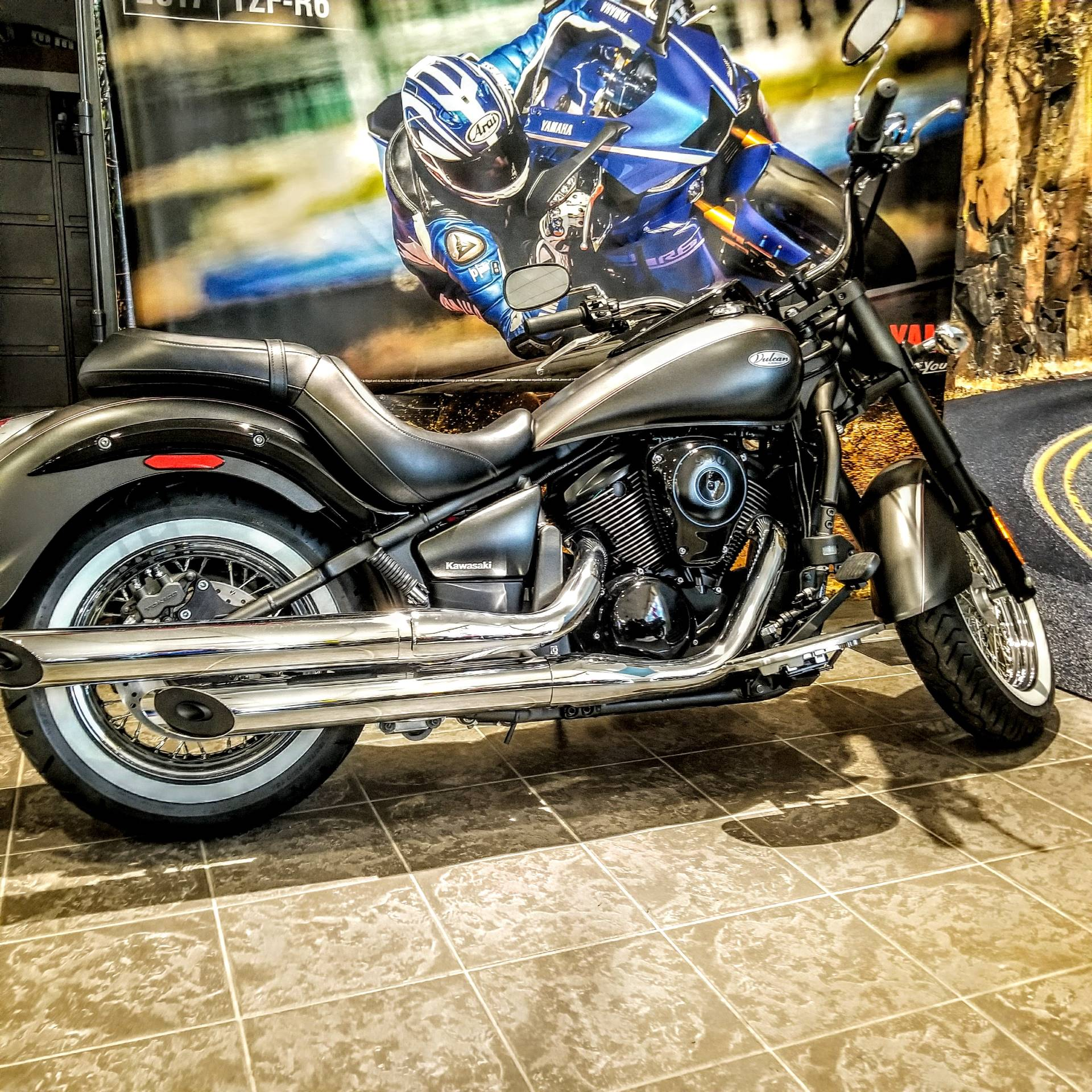2018 Kawasaki Vulcan 900 Classic in Hickory, North Carolina - Photo 6
