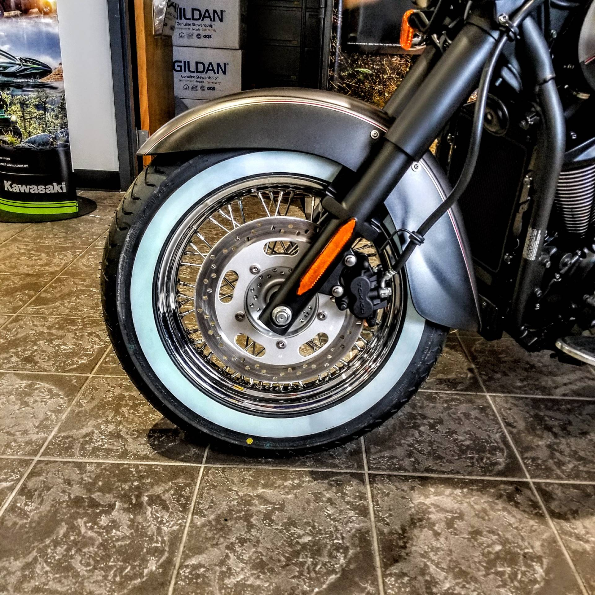2018 Kawasaki Vulcan 900 Classic in Hickory, North Carolina - Photo 13