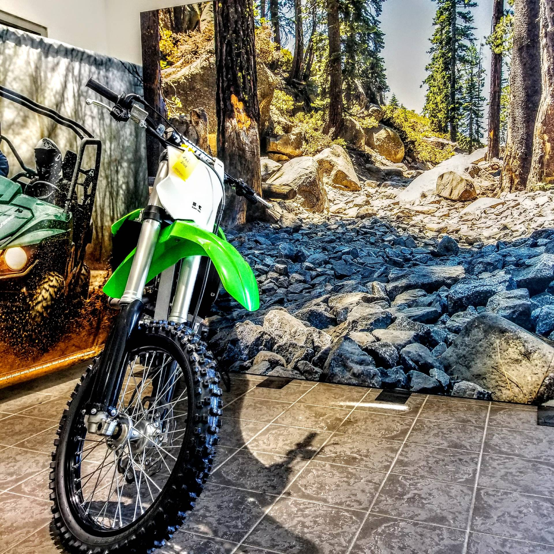 2018 Kawasaki KX 450F in Hickory, North Carolina