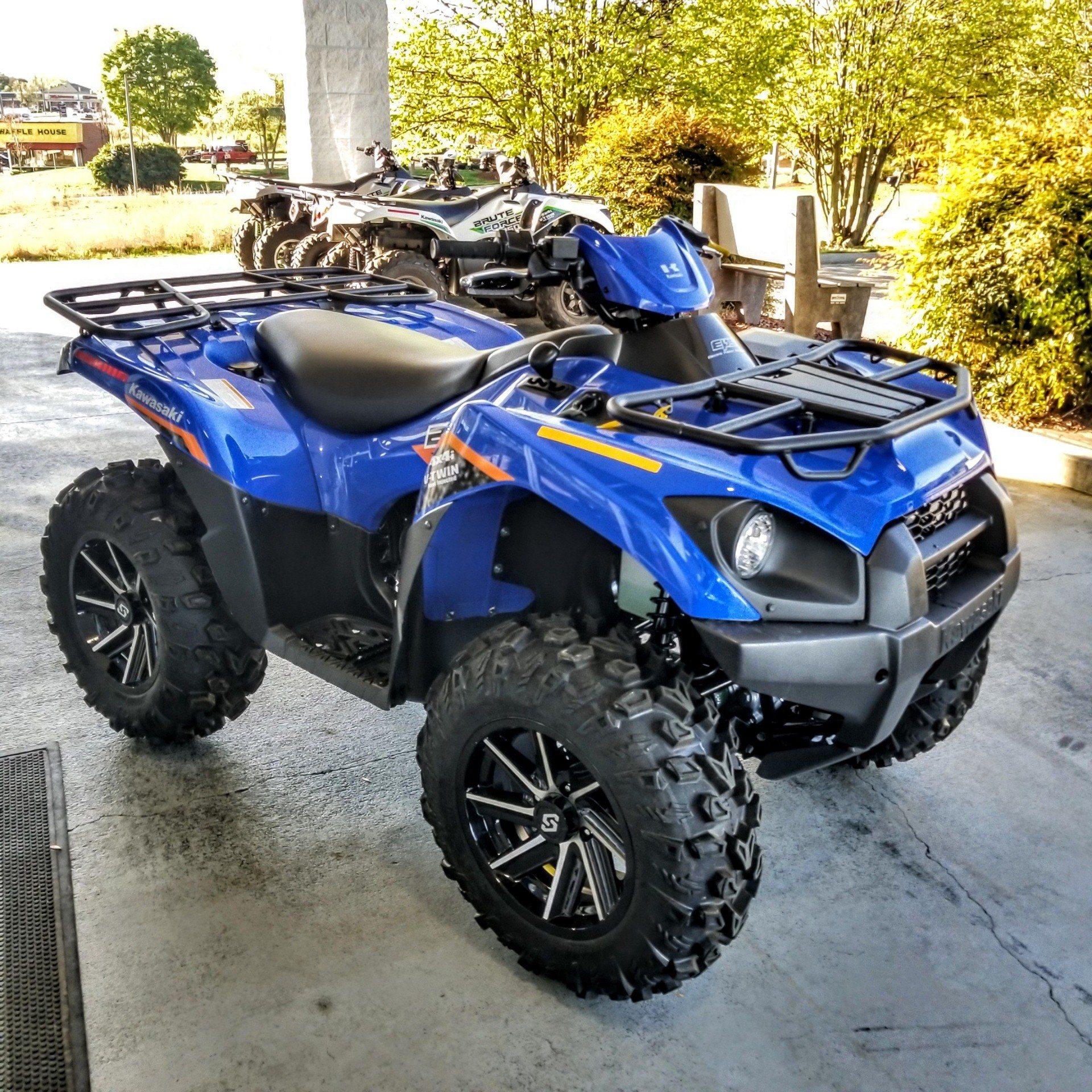 pretty nice 22c7f 38749 2019 Kawasaki Brute Force 750 4x4i EPS in Hickory, North Carolina - Photo 1