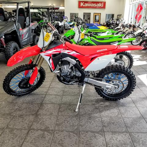2018 Honda CRF450RX in Hickory, North Carolina