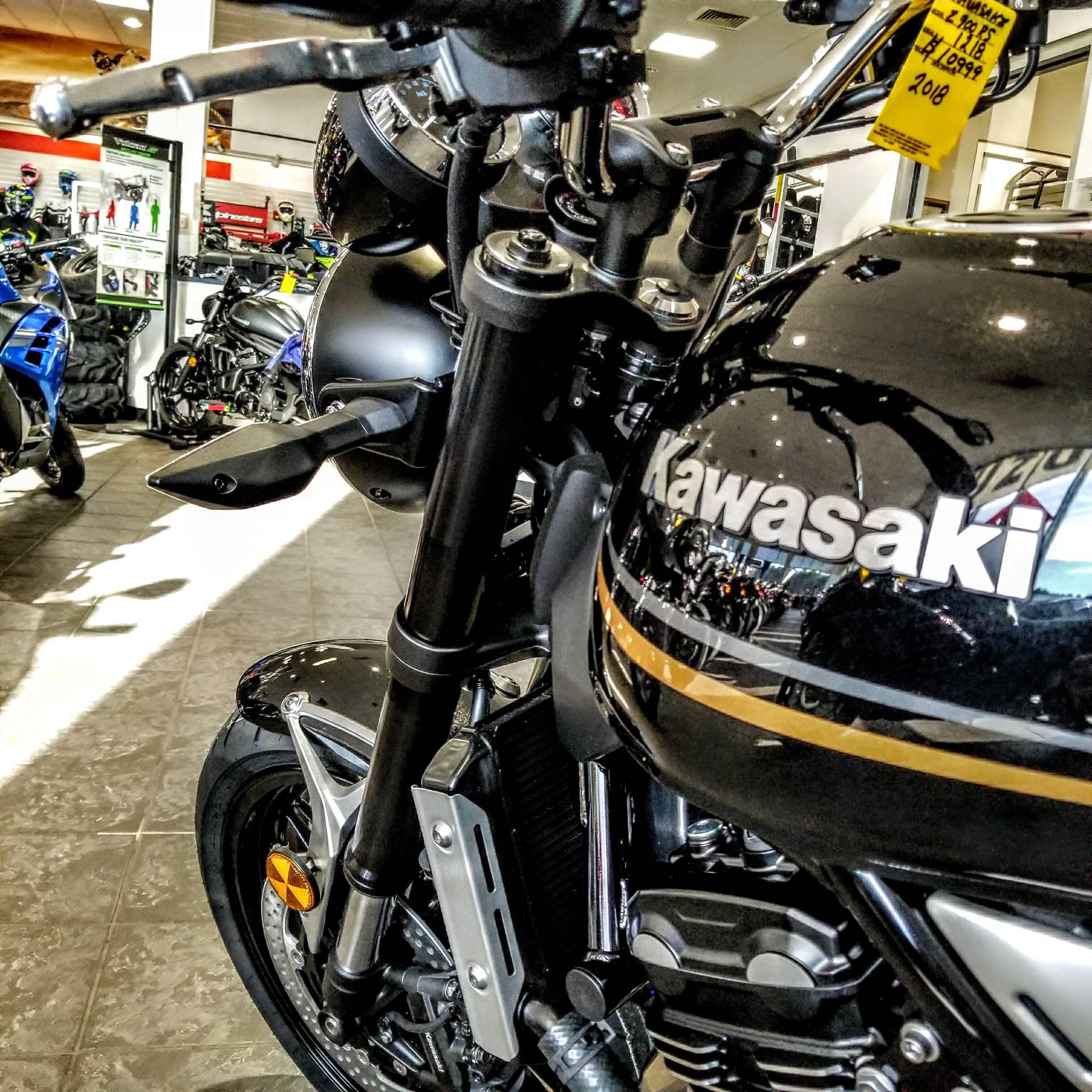 2018 Kawasaki Z900RS In Hickory North Carolina