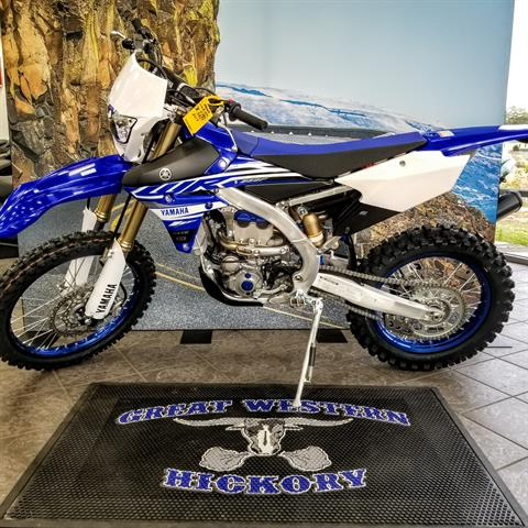 2019 Yamaha WR250F in Hickory, North Carolina