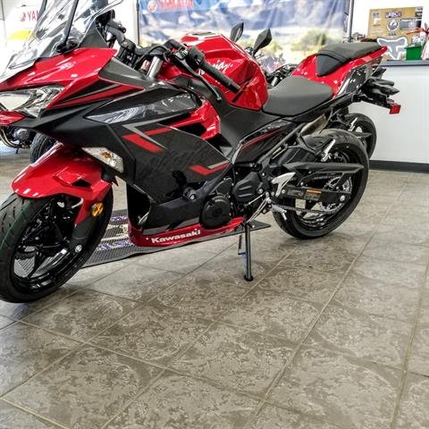 2019 Kawasaki Ninja 400 ABS in Hickory, North Carolina - Photo 3