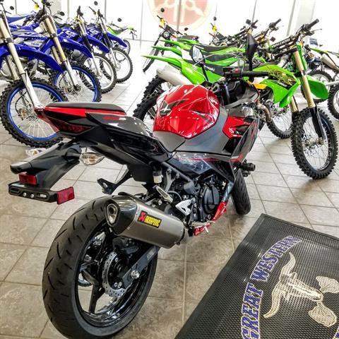 2019 Kawasaki Ninja 400 ABS in Hickory, North Carolina - Photo 7