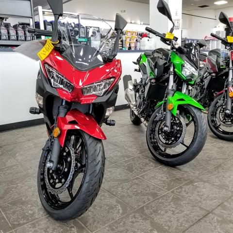 2019 Kawasaki Ninja 400 ABS in Hickory, North Carolina - Photo 8