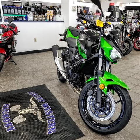 2019 Kawasaki Z400 ABS in Hickory, North Carolina - Photo 1