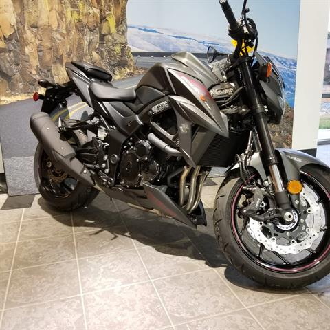 2018 Suzuki GSX-S750Z in Hickory, North Carolina