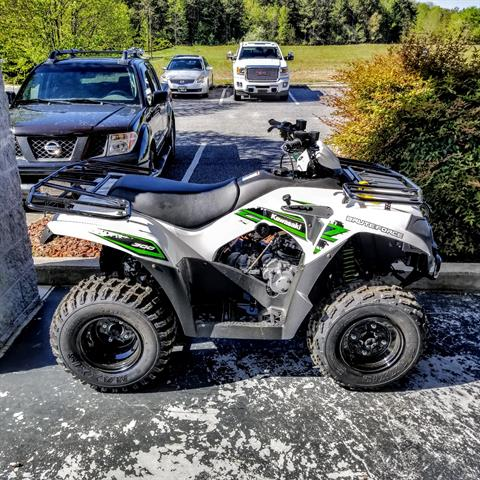 2018 Kawasaki Brute Force 300 in Hickory, North Carolina
