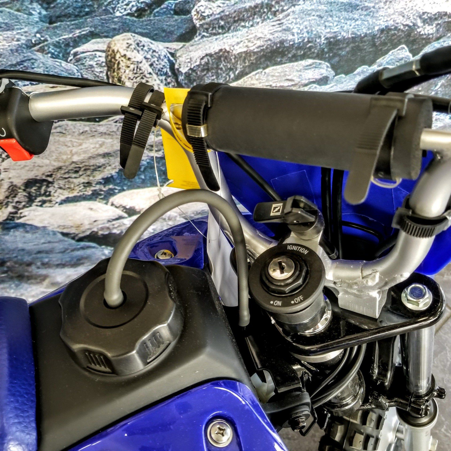 2019 Yamaha TT-R50E 9