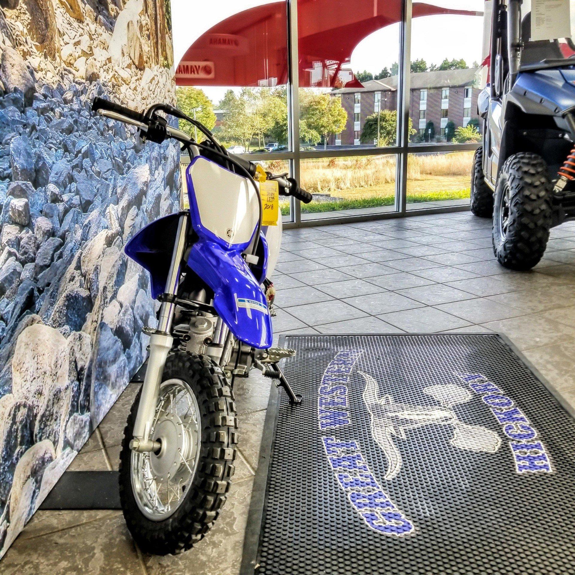 2019 Yamaha TT-R50E 3