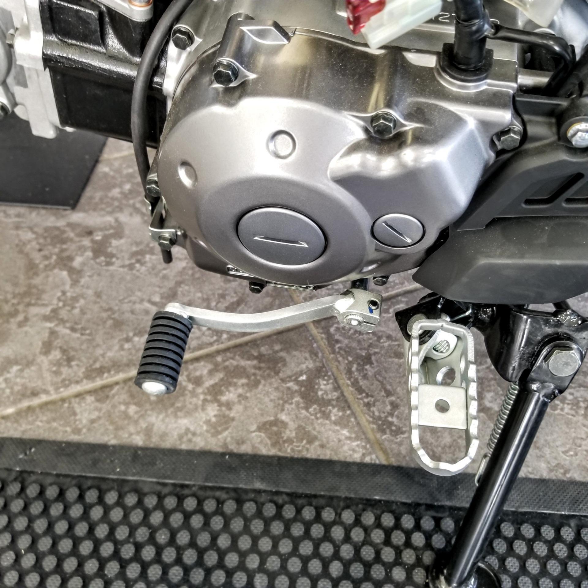 2019 Yamaha TT-R50E 11