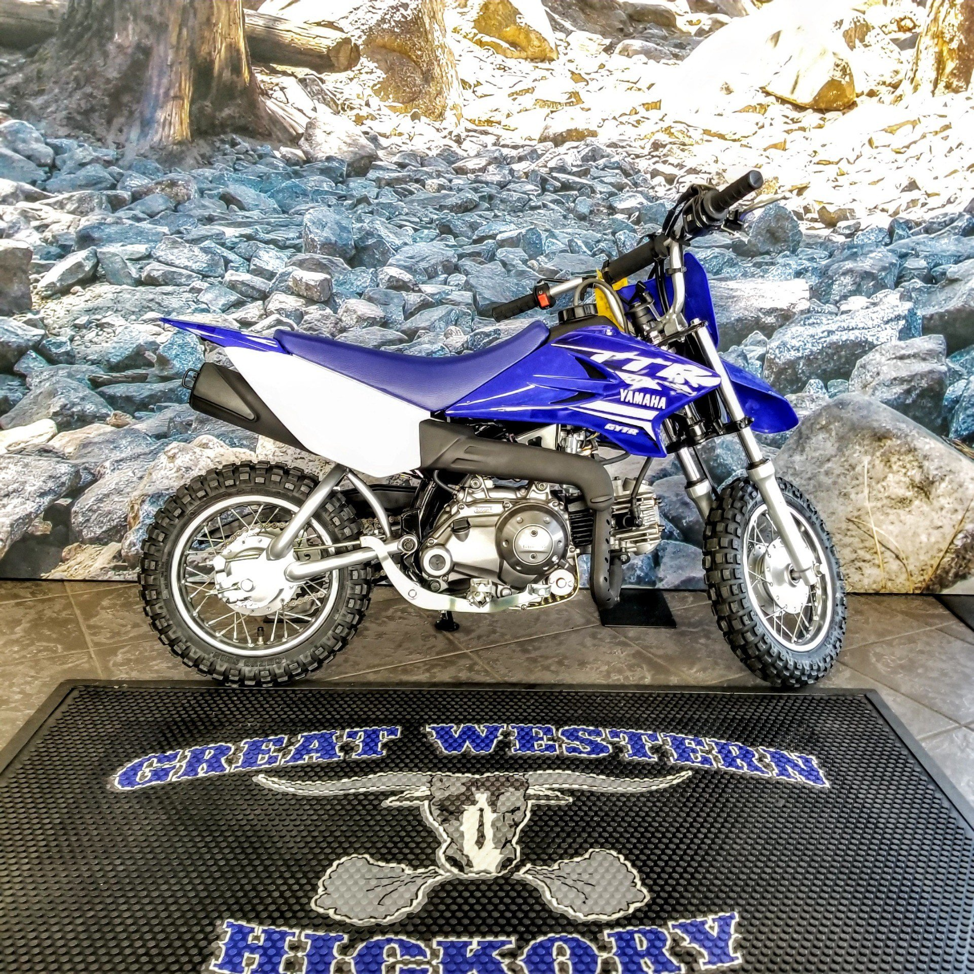 2019 Yamaha TT-R50E 5