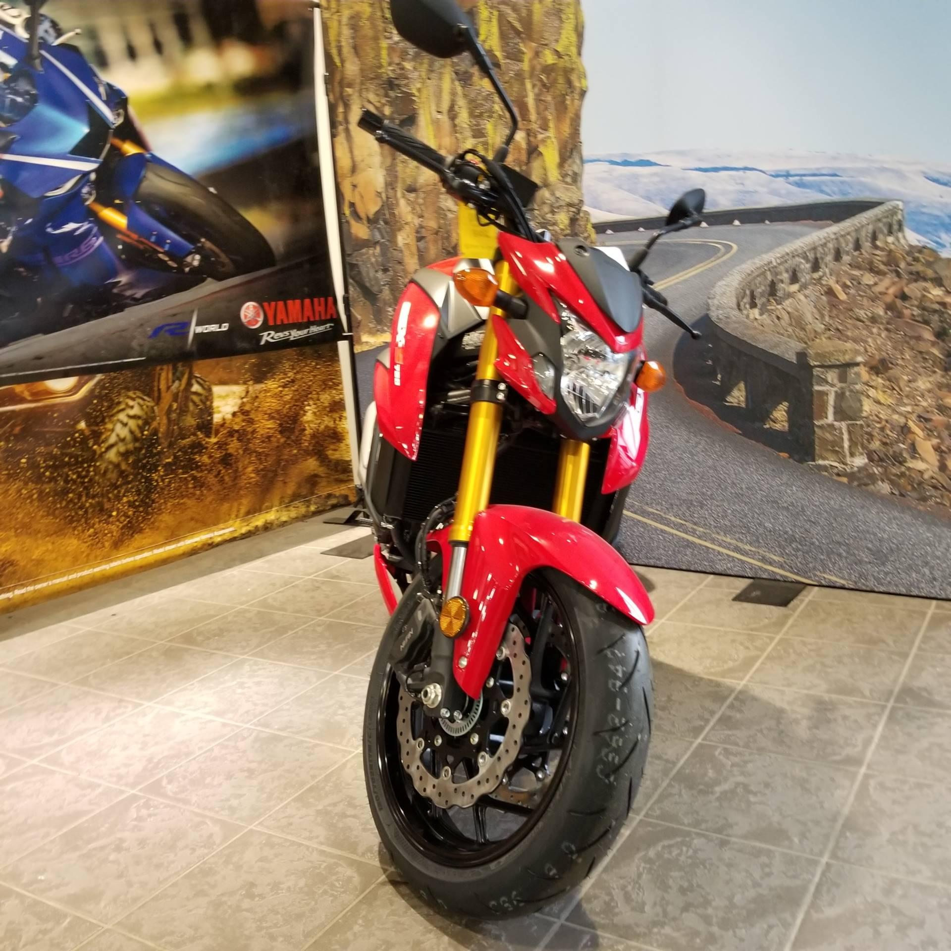 94 Suzuki Consumer Ratings: New 2018 Suzuki GSX-S750 Motorcycles In Hickory, NC