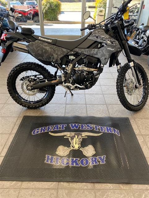 2020 Kawasaki KLX 250 in Hickory, North Carolina - Photo 1
