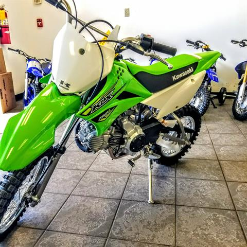 2018 Kawasaki KLX 110L in Hickory, North Carolina
