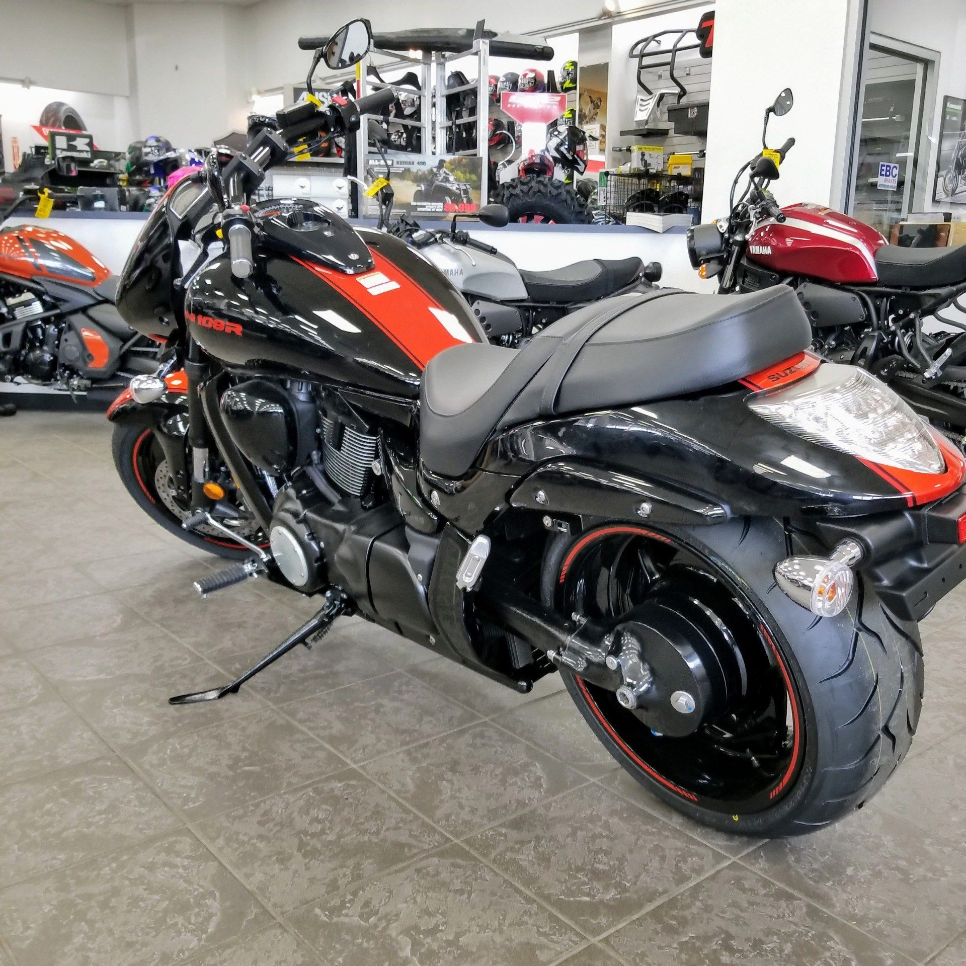 New 2018 Suzuki Boulevard M109R B.O.S.S. Motorcycles in Hickory, NC ...