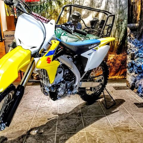 2018 Suzuki RM-Z250 in Hickory, North Carolina