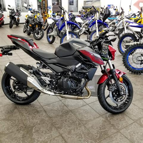 2019 Kawasaki Z400 ABS in Hickory, North Carolina - Photo 4