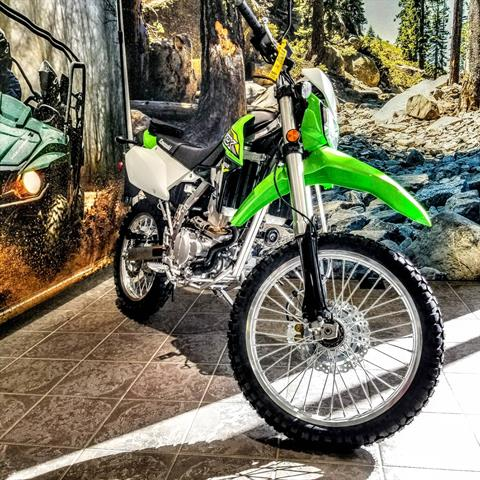 2018 Kawasaki KLX 250 in Hickory, North Carolina