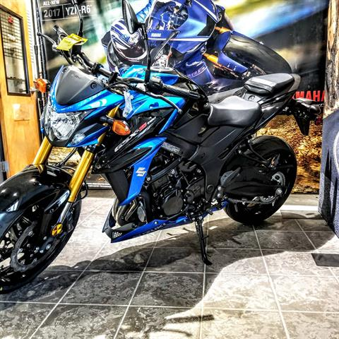2018 Suzuki GSX-S750 in Hickory, North Carolina