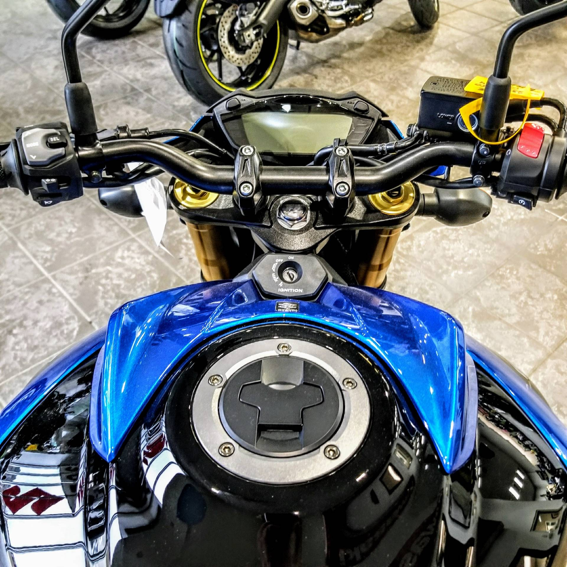 New 2018 Suzuki Gsx S750 Motorcycles In Hickory Nc Stock Number