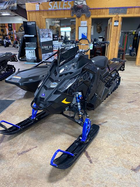 2021 Polaris 850 RMK KHAOS 155 2.6 in. Factory Choice in Cottonwood, Idaho - Photo 2