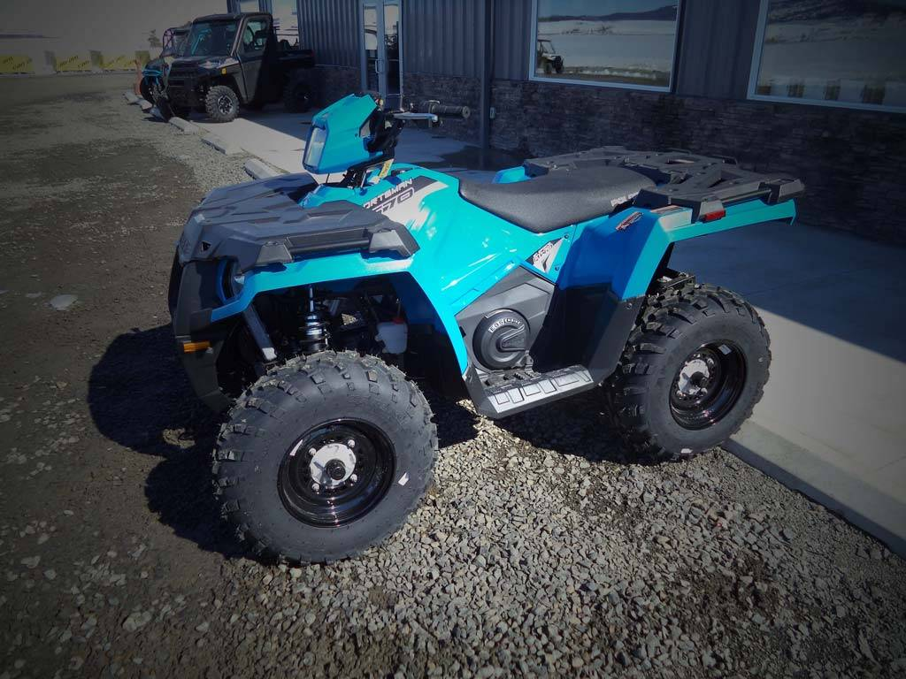 2019 Polaris Sportsman 570 EPS in Cottonwood, Idaho - Photo 2
