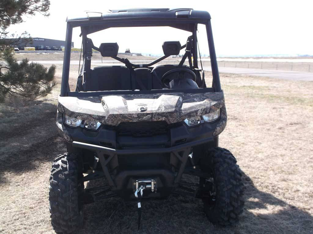 2018 Can-Am Defender XT HD10 in Cottonwood, Idaho