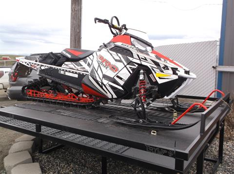 2015 Polaris 800 Pro-RMK® LE 155 - Signature SC in Cottonwood, Idaho
