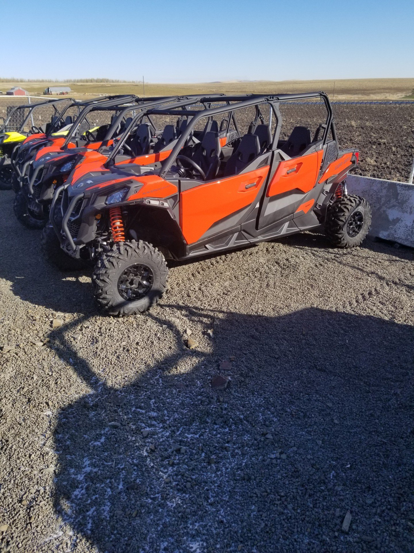 2020 Can-Am Maverick Sport Max DPS 1000R in Cottonwood, Idaho - Photo 1