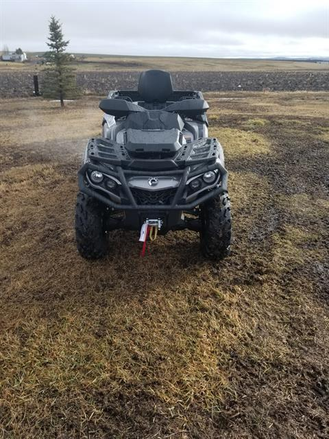 2020 Can-Am Outlander MAX 6x6 XT 1000 in Cottonwood, Idaho - Photo 2