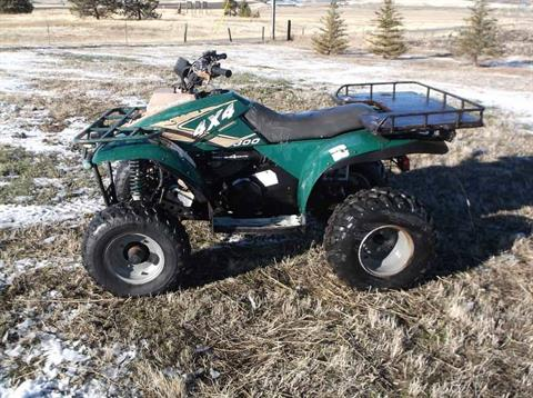 1996 Polaris xplorer 300 in Cottonwood, Idaho