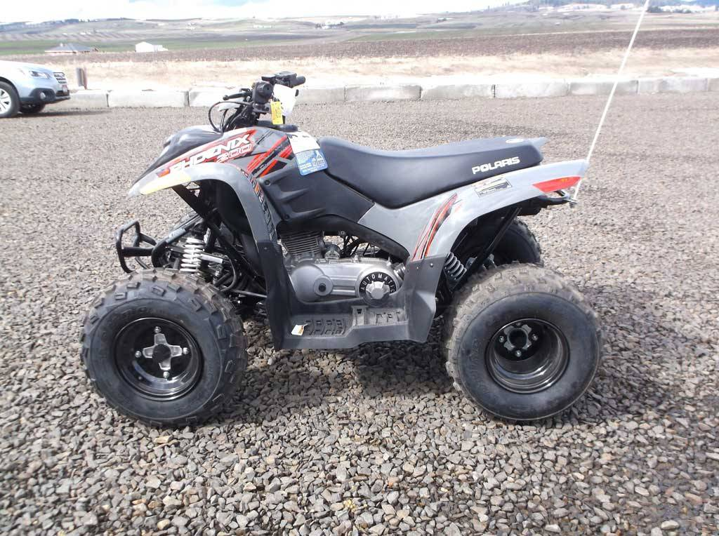 2018 Polaris Phoenix 200 in Cottonwood, Idaho - Photo 1