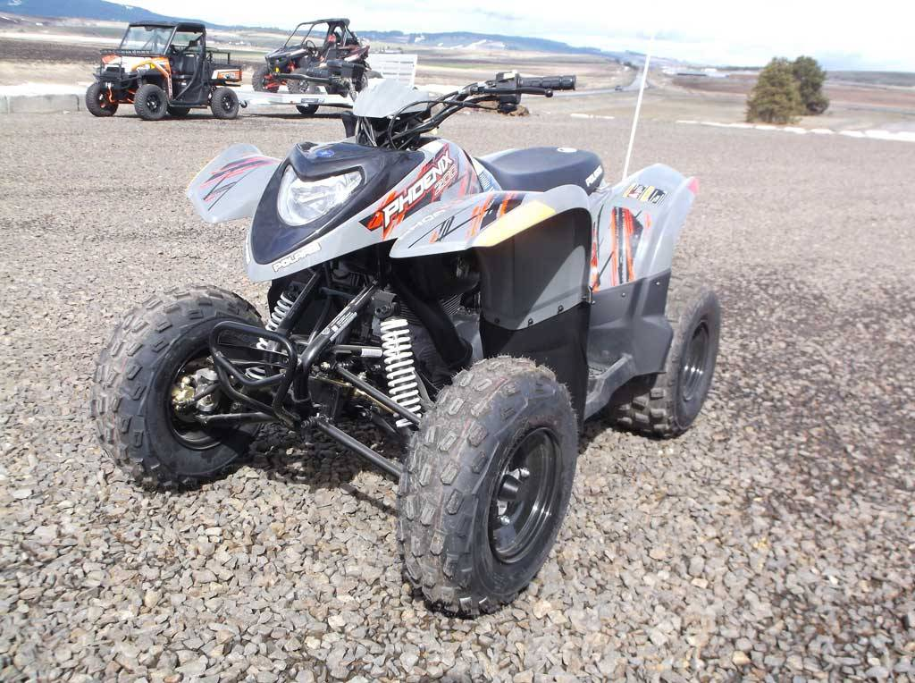 2018 Polaris Phoenix 200 in Cottonwood, Idaho - Photo 2