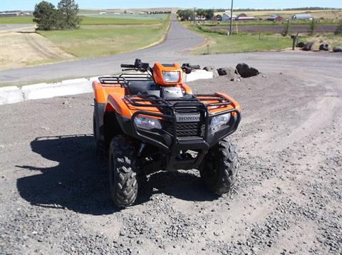2016 Honda FourTrax Foreman 4x4 ES Power Steering in Cottonwood, Idaho