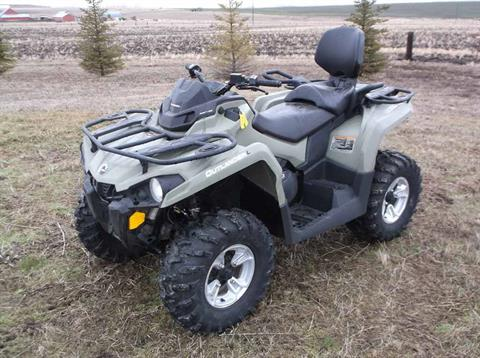 2016 Can-Am Outlander L MAX DPS 570 in Cottonwood, Idaho