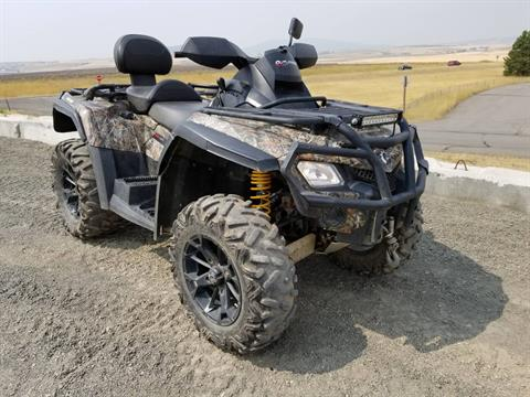 2012 Can-Am Outlander™ MAX 800R XT  in Cottonwood, Idaho