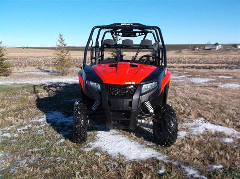 2017 Arctic Cat HDX 700 Crew XT in Cottonwood, Idaho