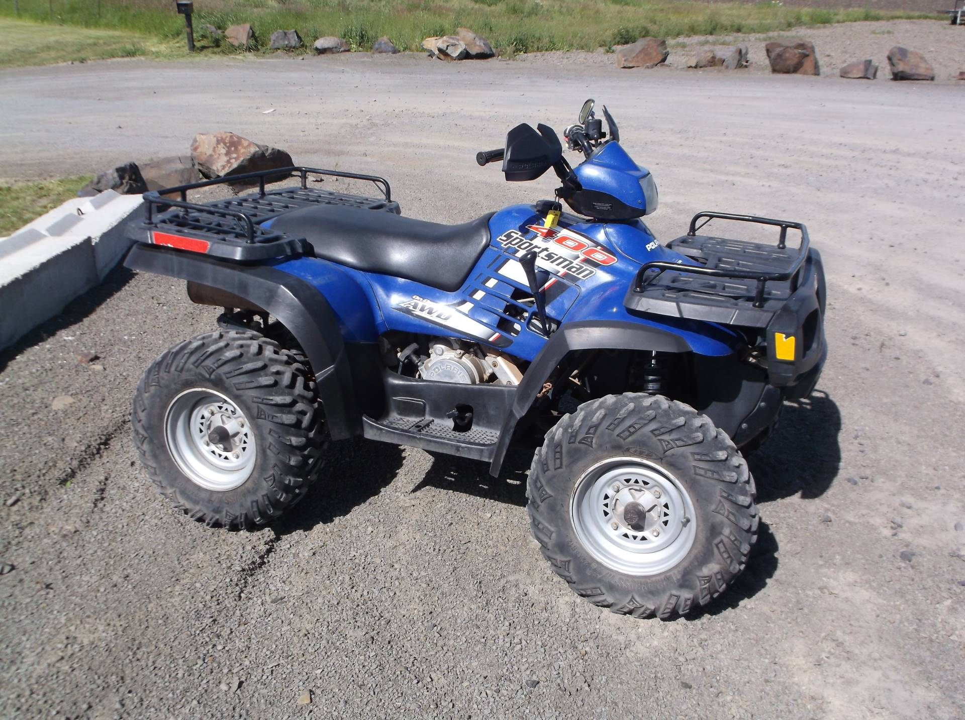2004 Polaris Sportsman 400 in Cottonwood, Idaho