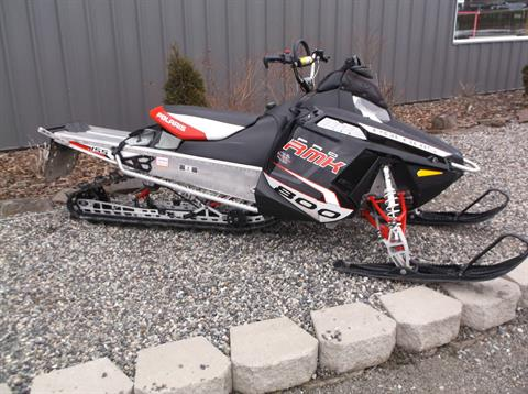 2012 Polaris 800 PRO-RMK® 155 ES in Cottonwood, Idaho