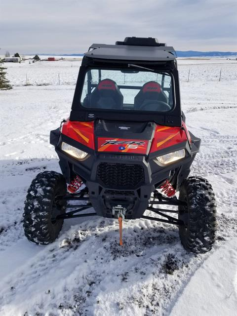 2017 Polaris RZR S 1000 EPS in Cottonwood, Idaho - Photo 1
