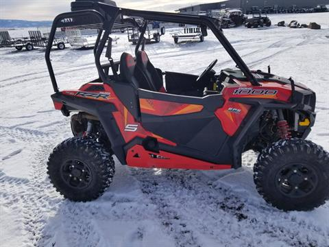2017 Polaris RZR S 1000 EPS in Cottonwood, Idaho - Photo 2
