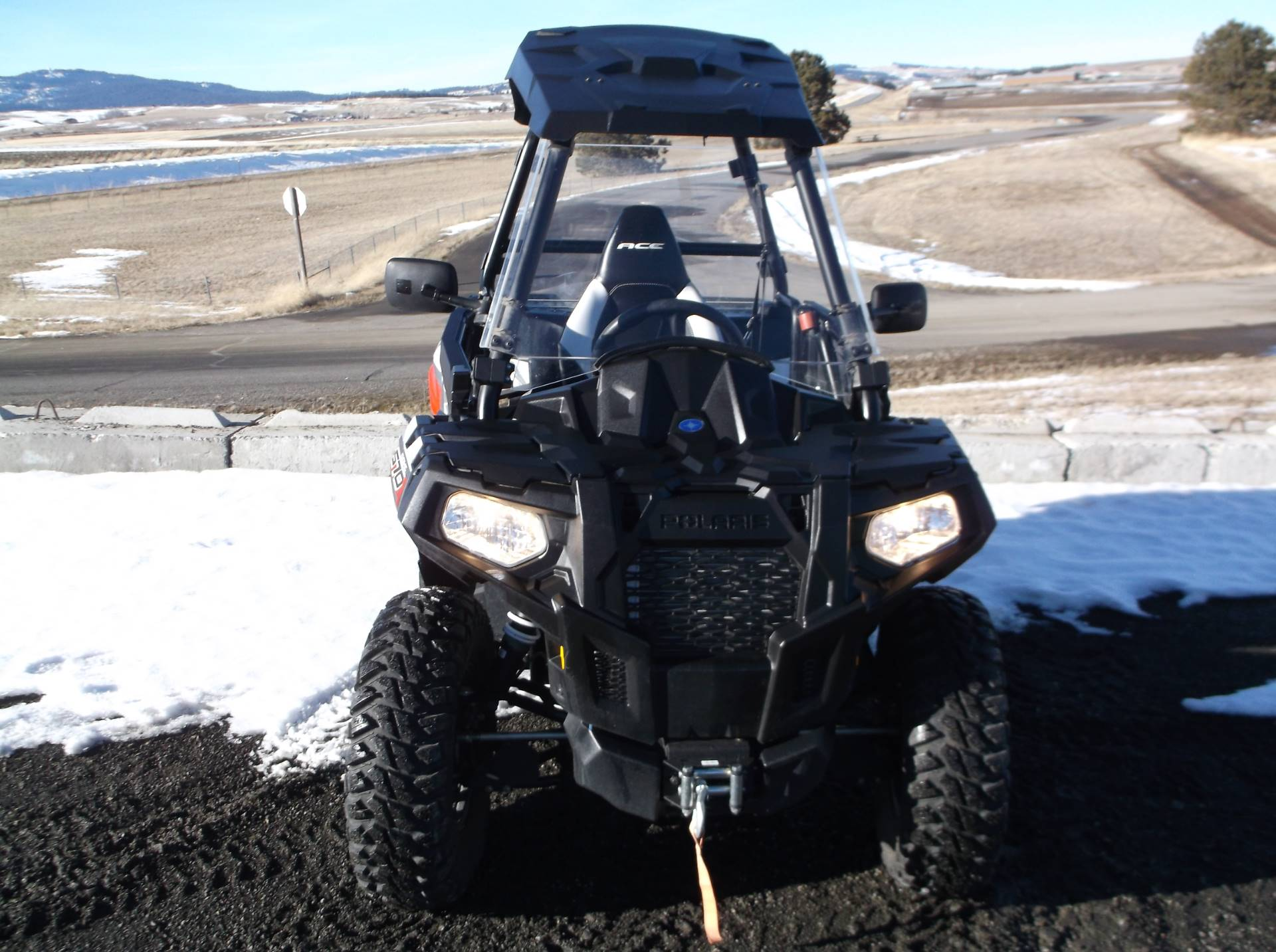 2017 Polaris Ace 570 SP in Cottonwood, Idaho - Photo 1