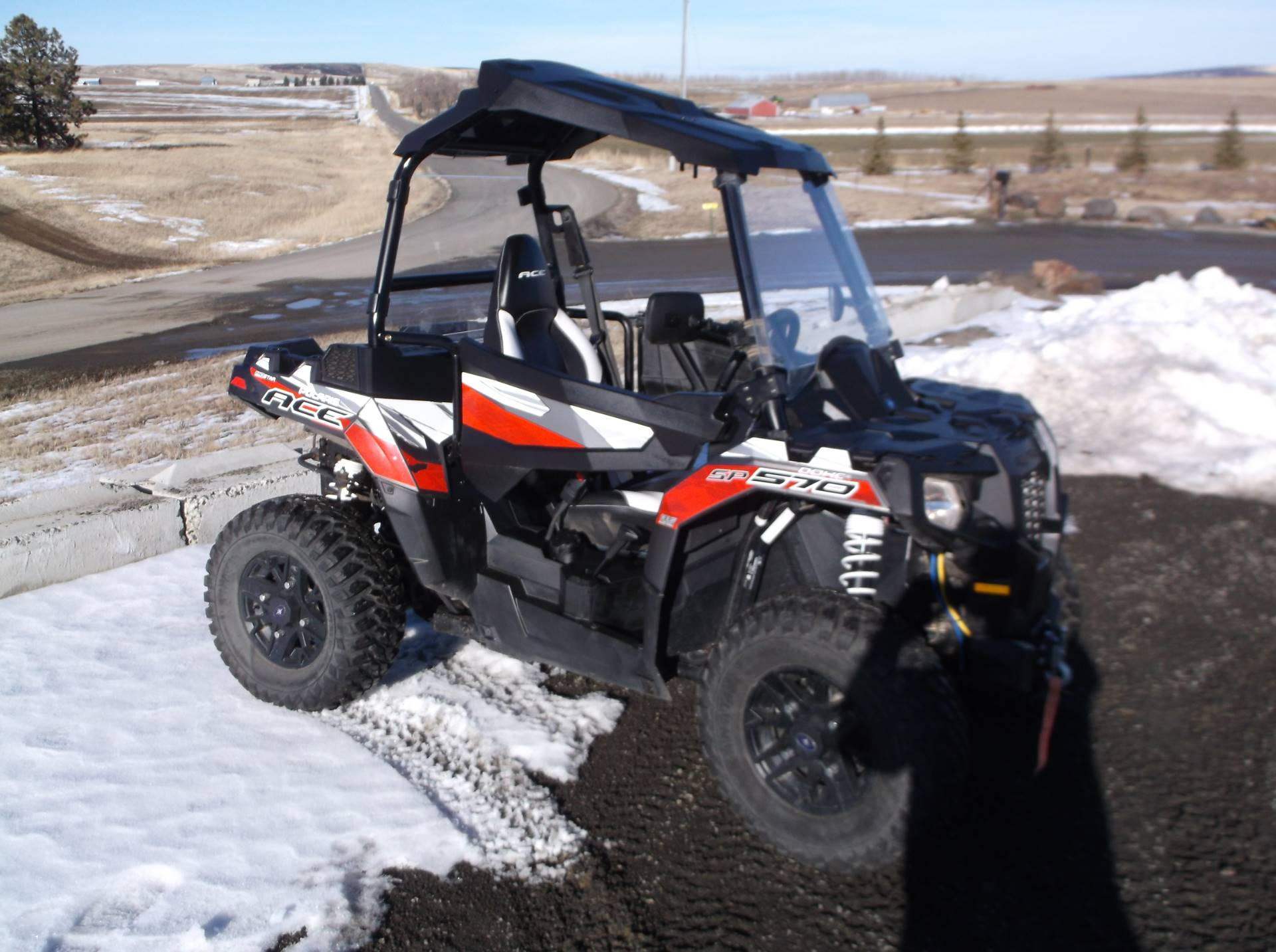 2017 Polaris Ace 570 SP in Cottonwood, Idaho - Photo 2