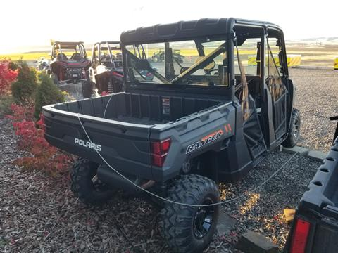 2020 Polaris Ranger Crew 1000 Premium + Winter Prep Package in Cottonwood, Idaho - Photo 2