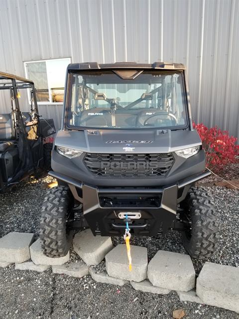 2020 Polaris Ranger Crew 1000 Premium + Winter Prep Package in Cottonwood, Idaho - Photo 3